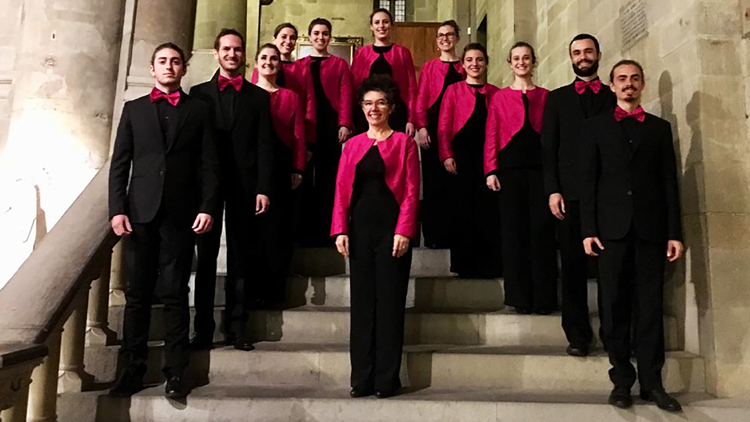 Genova Vocal Ensemble, Italija