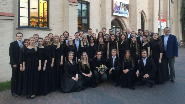 Jāzeps Vītols Latvian Music Academy Mixed Choir, Latvija